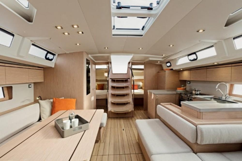Boat rental Rogosnizza cheap Oceanis 51.1 - 3 + 1 cab.