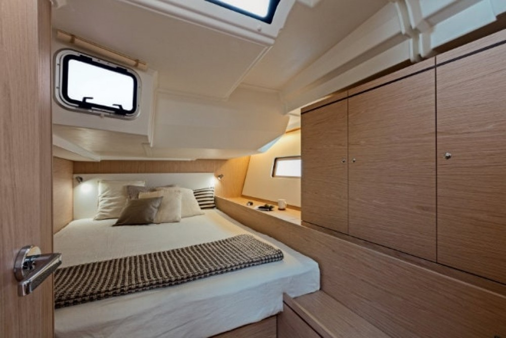 Rental Sailboat in Rogosnizza - Bénéteau Oceanis 51.1 - 3 + 1 cab.