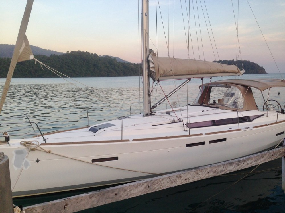 Rental Sailboat in Ko Chang Tai - Jeanneau Sun Odyssey 409