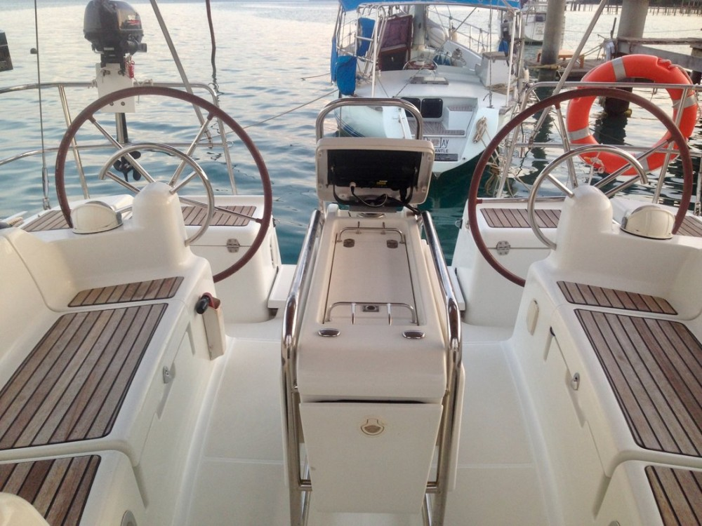 Boat rental Jeanneau Sun Odyssey 409 in Ko Chang Tai on Samboat