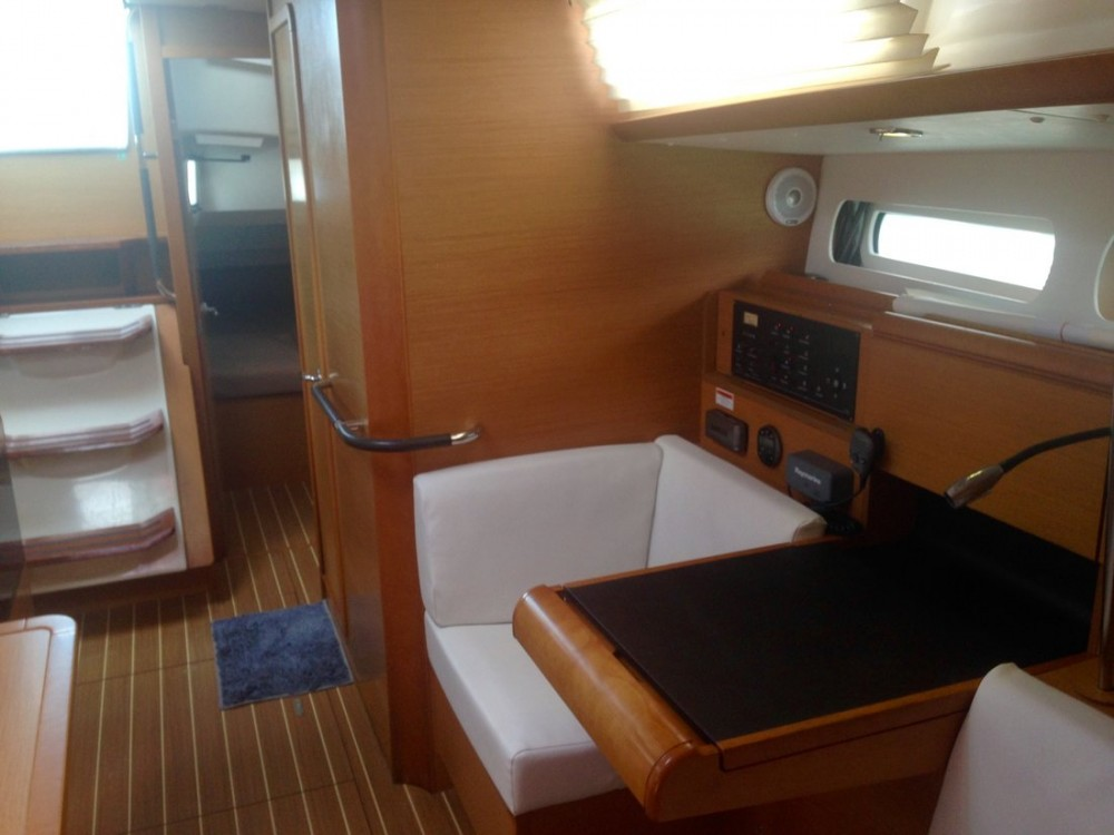 Rental yacht Ko Chang Tai - Jeanneau Sun Odyssey 409 on SamBoat