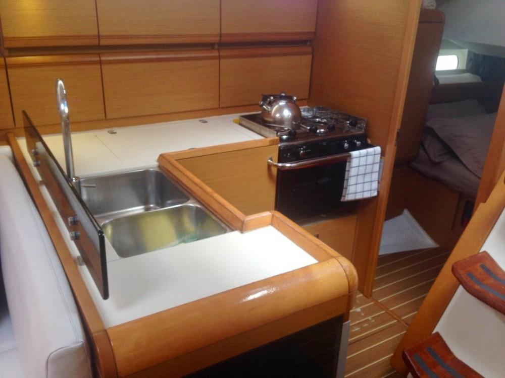 Boat rental Ko Chang Tai cheap Sun Odyssey 409