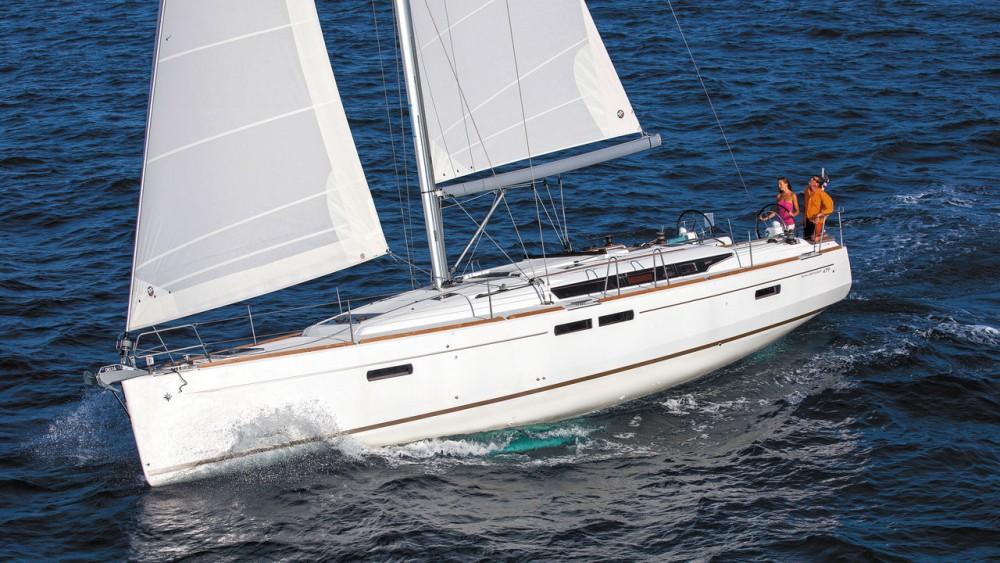 Boat rental Rogosnizza cheap Sun Odyssey 479