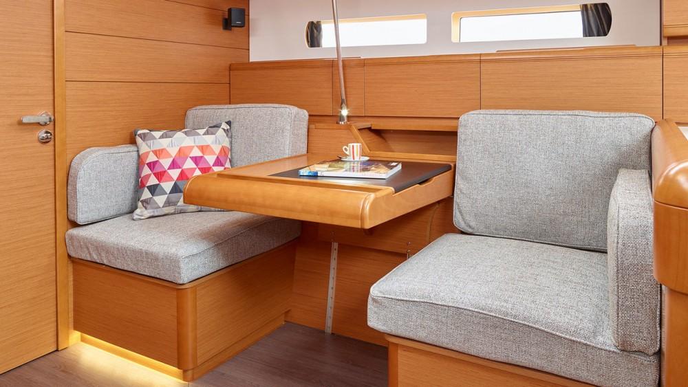 Rental Sailboat in Rogosnizza - Jeanneau Sun Odyssey 479