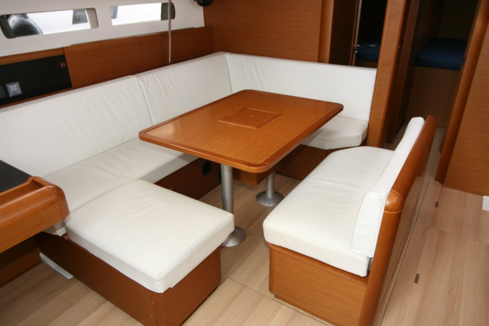 Rental yacht Grad Pula - Jeanneau Sun Odyssey 479 - 4 cab. on SamBoat