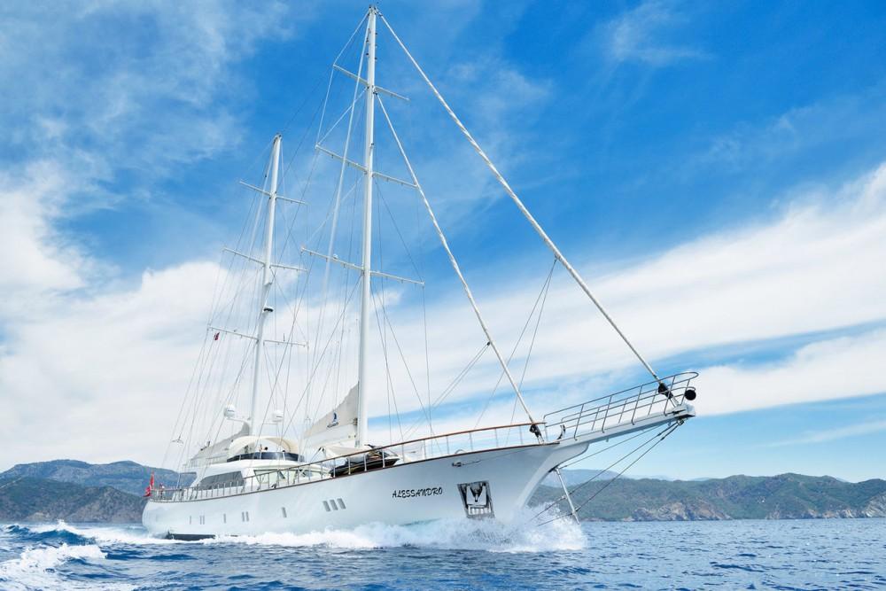Rental Sailboat in Croatie - Unknown Gulet Alessandro