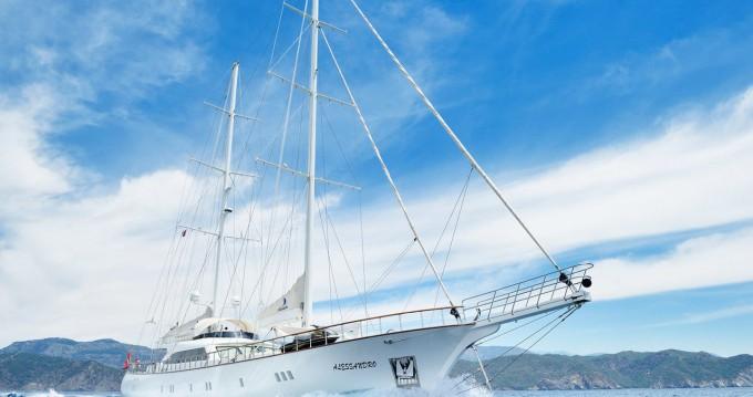 Boat rental Unknown Alessandro 1 in Split on Samboat