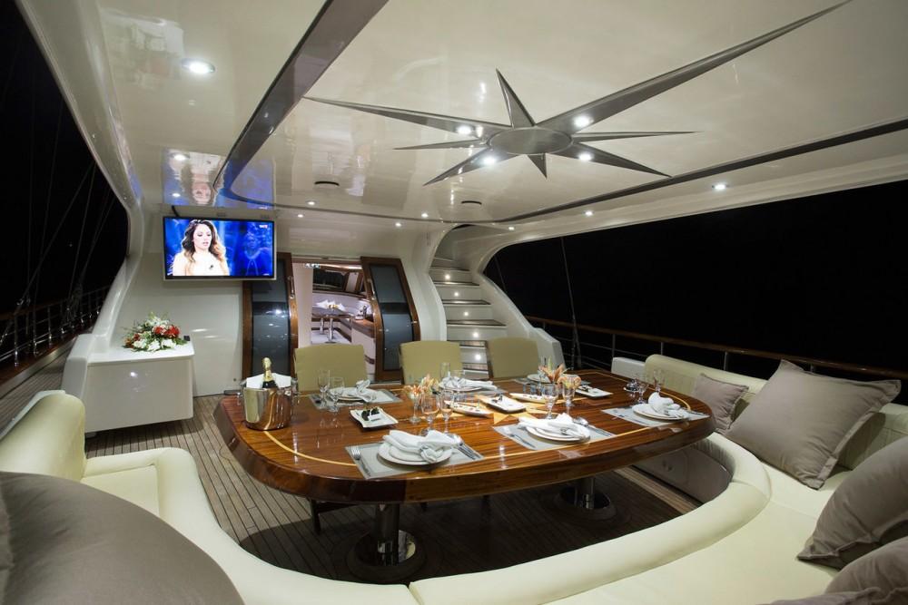 Boat rental Croatie cheap Gulet Alessandro