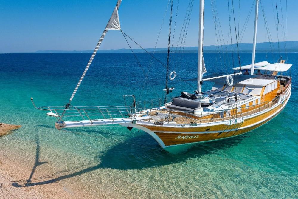 Rental Sailboat in  -  Andjeo