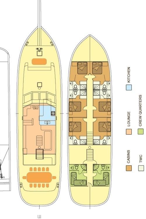 Boat rental  Aurum in Šibenik on Samboat