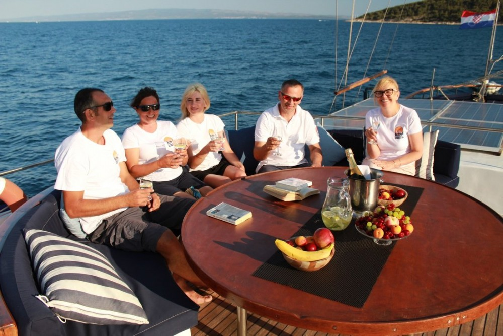 Boat rental Croatia cheap Barba