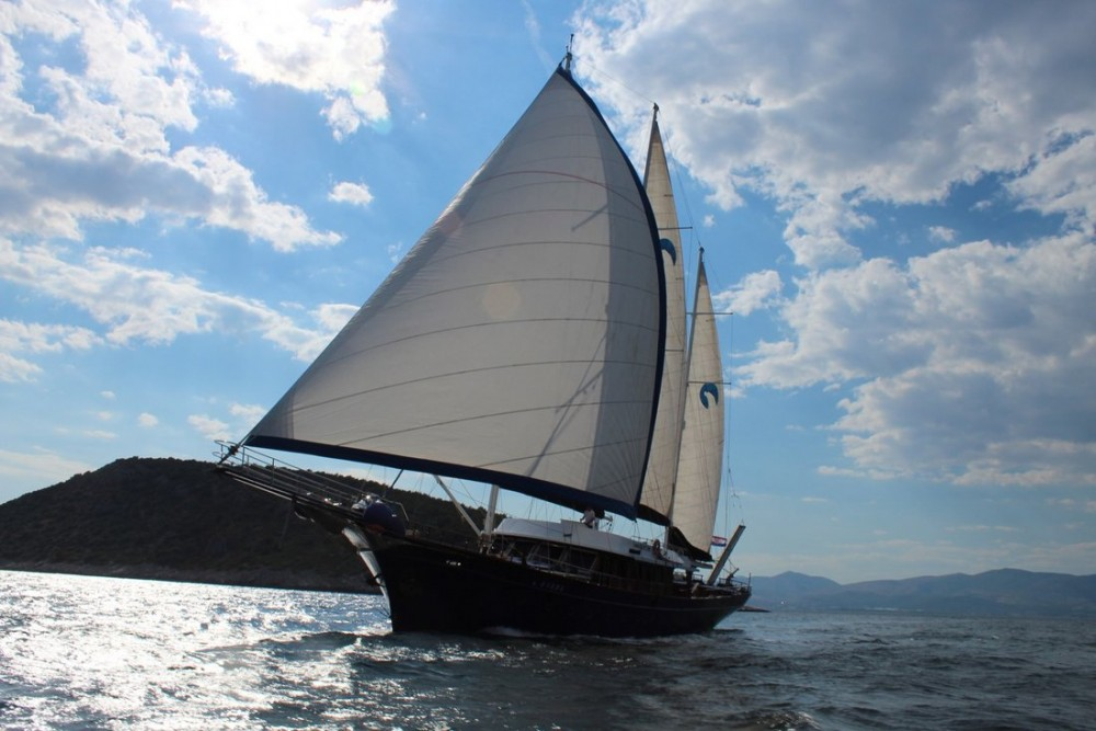 Rental Sailboat in Croatia - Unknown Barba