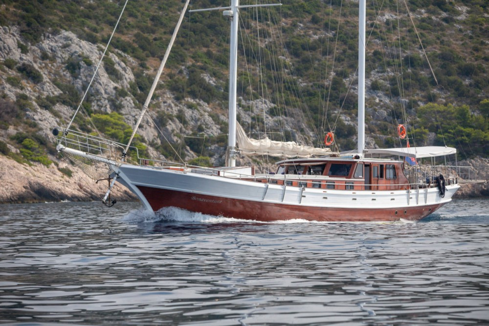 Hire Sailboat with or without skipper Custom Made Croatia