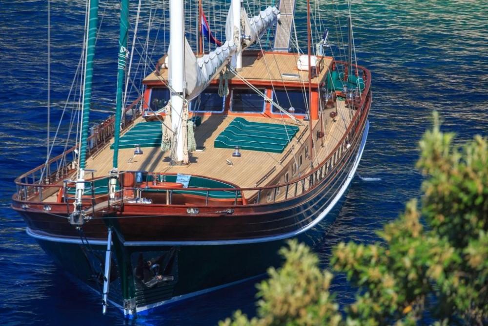 Boat rental Ethemoglu-Bodrum Carpe Diem in Croatia on Samboat