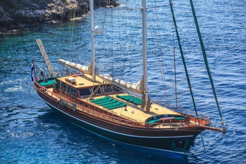 Rental Sailboat Ethemoglu-Bodrum with a permit
