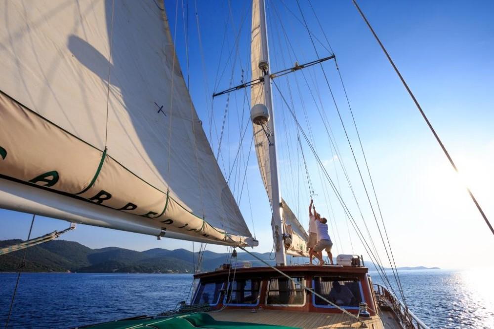 Rental yacht Croatia - Ethemoglu-Bodrum Carpe Diem on SamBoat