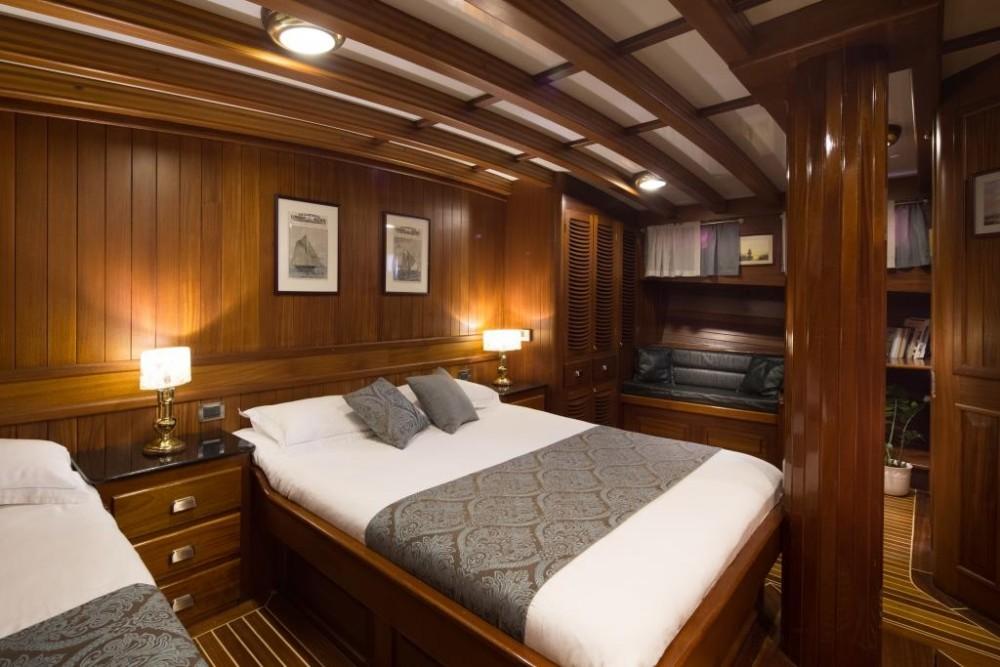 Hire Sailboat with or without skipper Ethemoglu-Bodrum Croatia