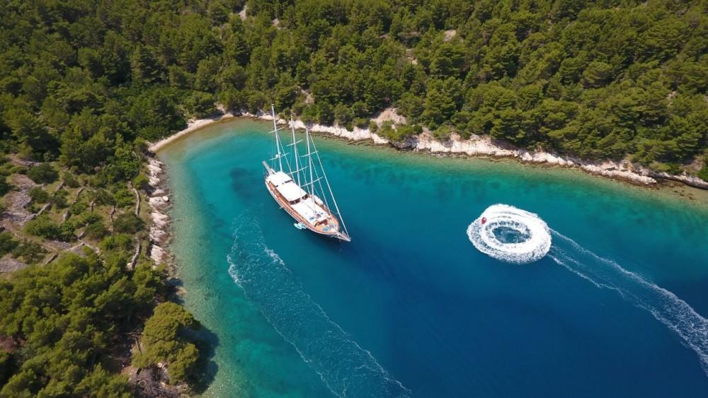 Rental Sailboat in Šibenik -  Dolce Vita