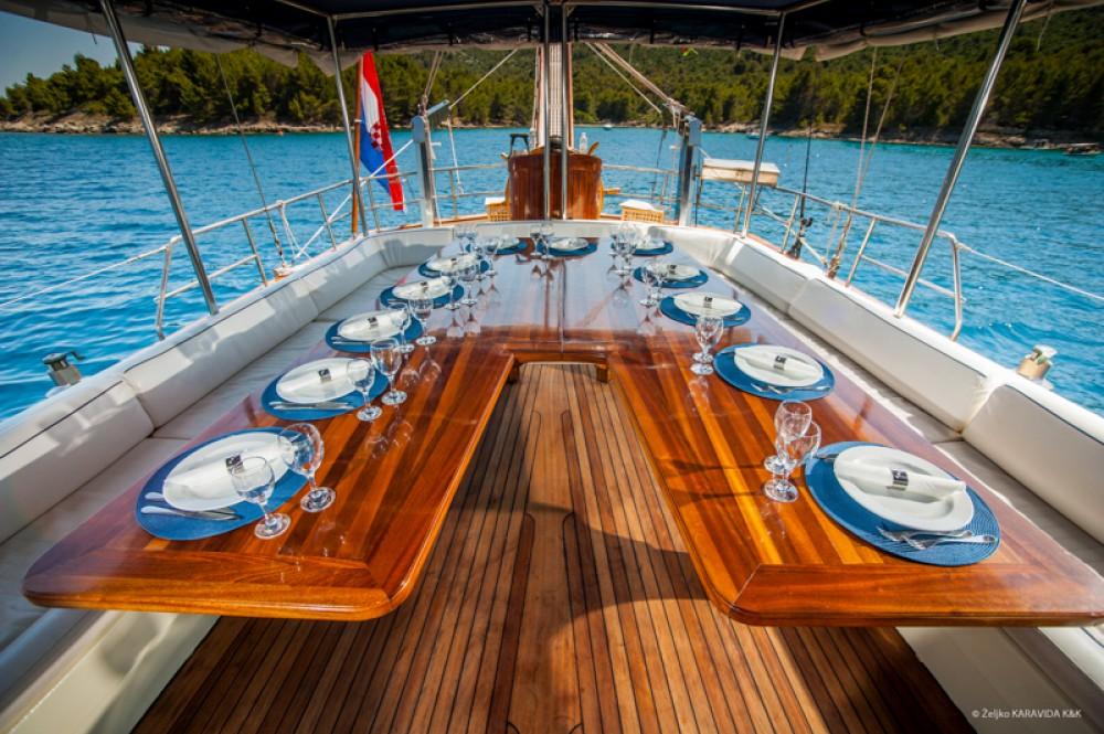 Rental yacht Croatia -  Fortuna  on SamBoat
