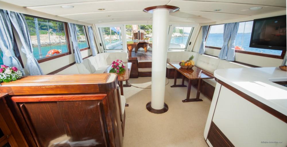 Rental Sailboat in Croatia -  Fortuna