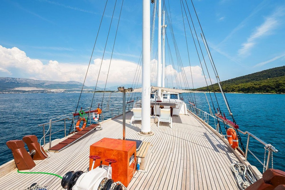 Hire Sailboat with or without skipper Unknown Split