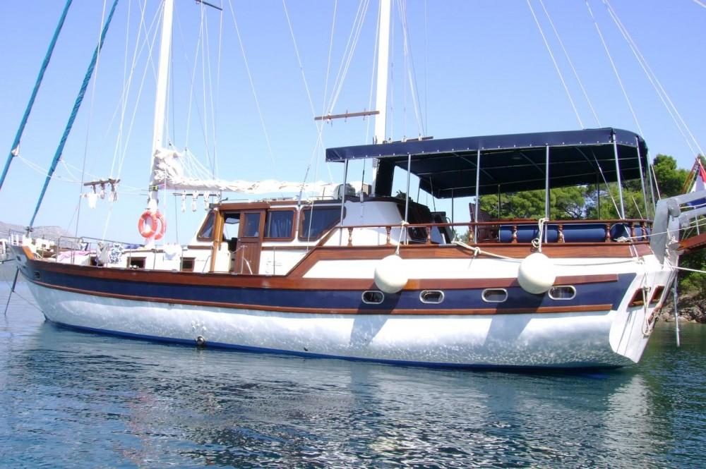 Boat rental Croatie cheap Hera
