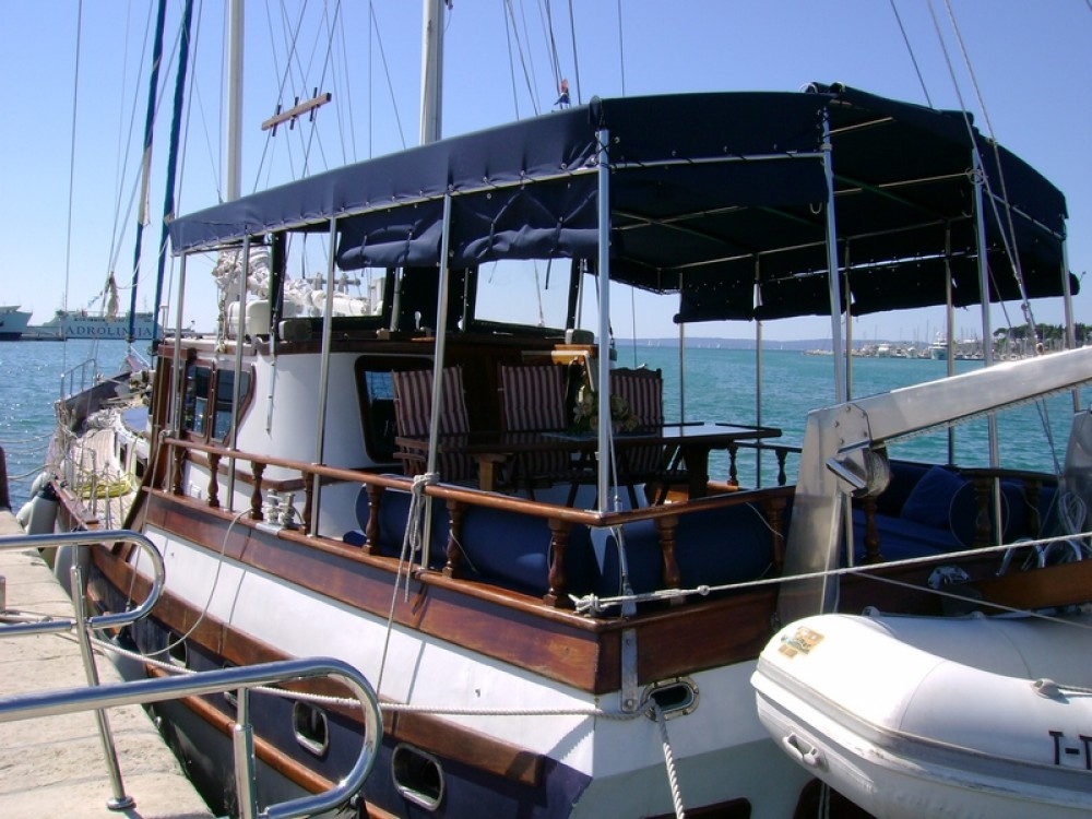 Hire Sailboat with or without skipper  Croatie