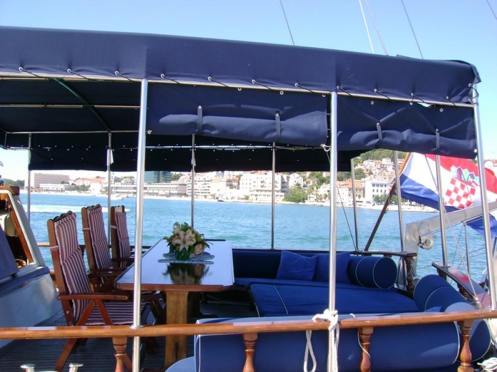 Rental Sailboat in Croatie -  Hera