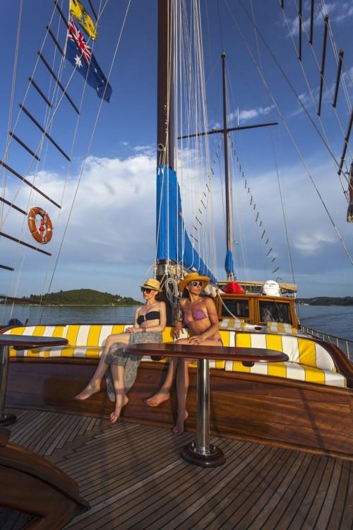 Rental Sailboat in Croatia -  Linda