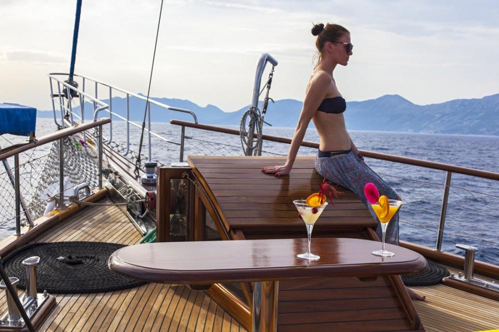 Rental yacht Croatia -  Linda on SamBoat