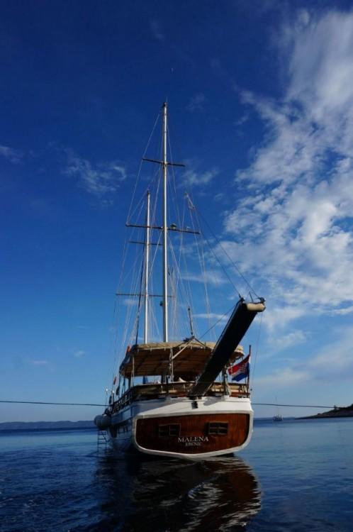 Rental Sailboat in Šibenik -  Malena