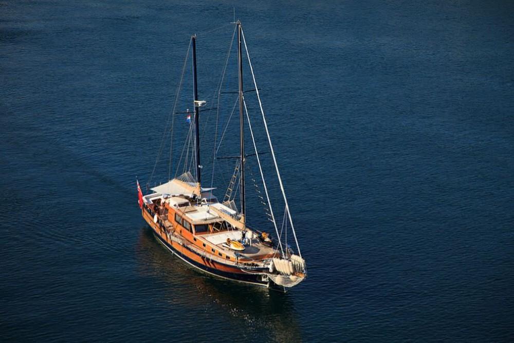 Rental Sailboat in Split - Unknown PACHA