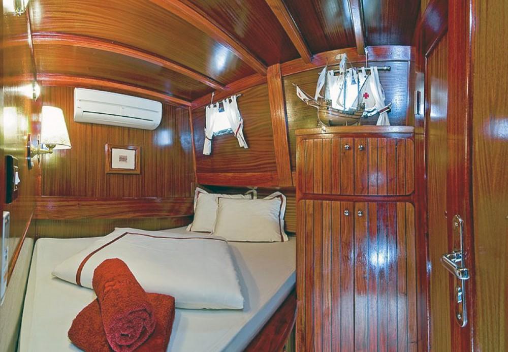 Rental Sailboat in Croatia -  Sedna