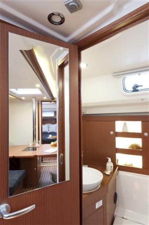 Boat rental Croatia cheap Hanse 385