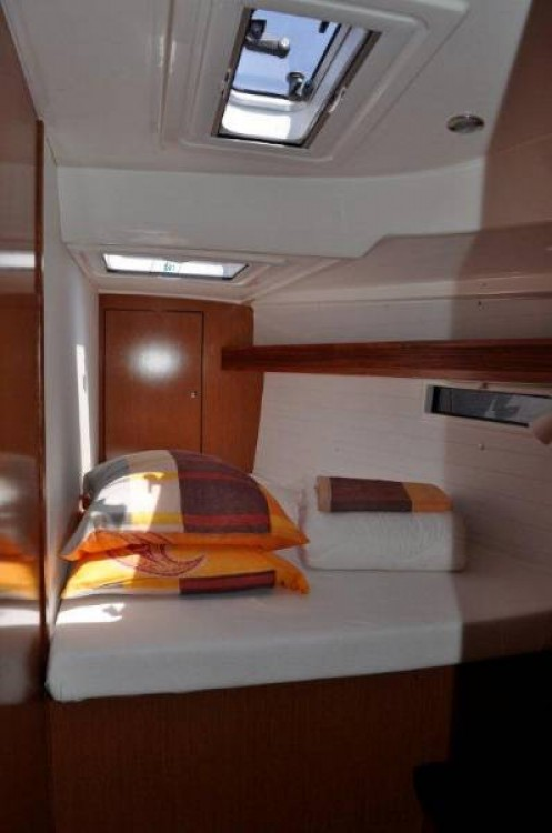 Bavaria Cruiser 50 between personal and professional