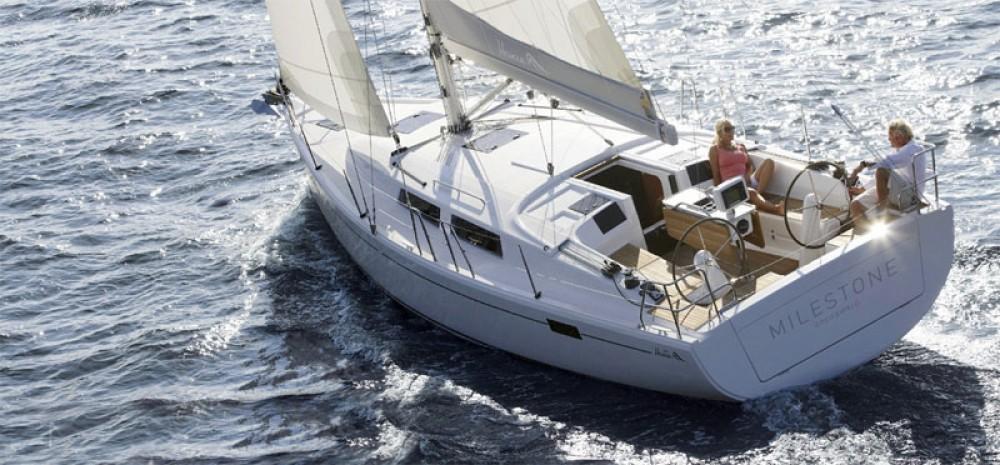 Boat rental  cheap Hanse 385