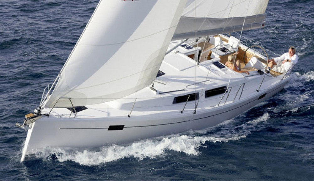 Boat rental Croatie cheap Hanse 385