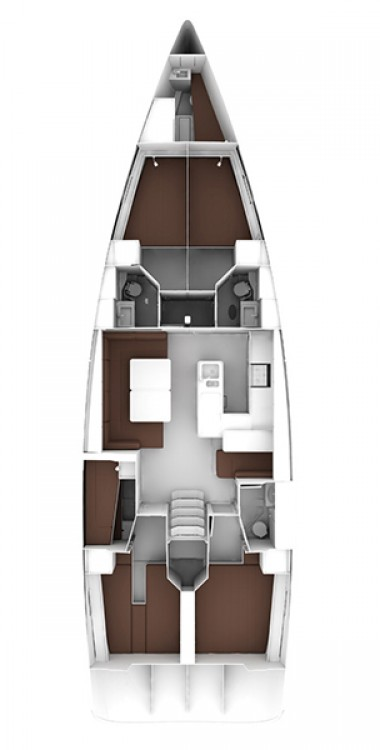 Bavaria Cruiser 56 between personal and professional