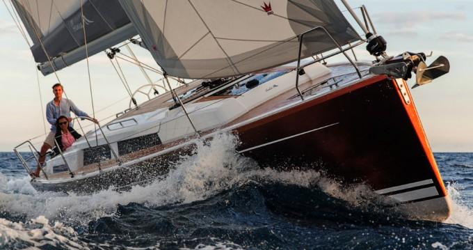 Boat rental Biograd na Moru cheap Hanse 388