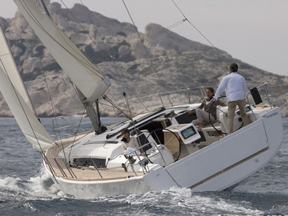 Boat rental Trogir cheap Dufour 412 Grand Large