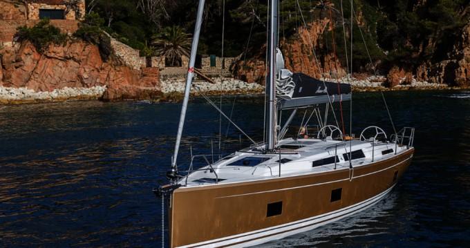 Rental yacht Kaštela - Hanse Hanse 418 on SamBoat