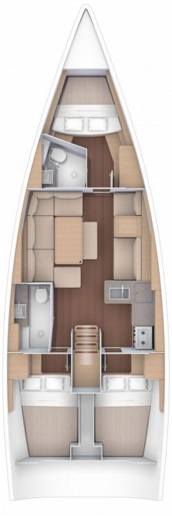 Rental yacht Šibenik - Dufour Dufour 412 GL on SamBoat