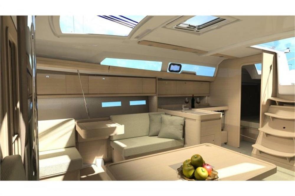 Rental yacht Marina Šangulin - Dufour Dufour 412 GL on SamBoat