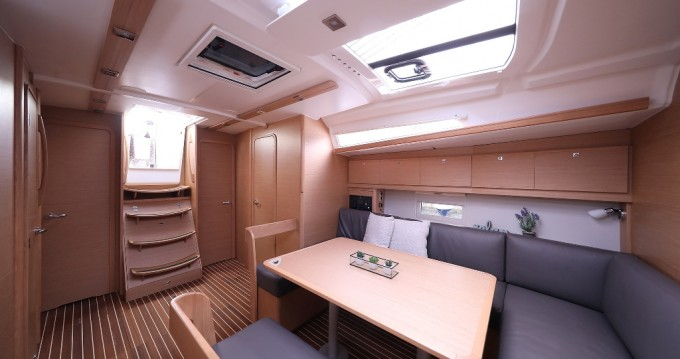 Dufour Dufour 43 between personal and professional Trogir