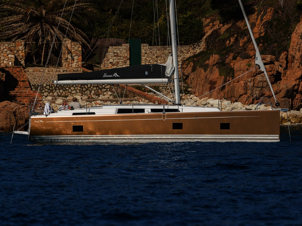 Hanse Hanse 418 - 3 cab. between personal and professional Peloponnese