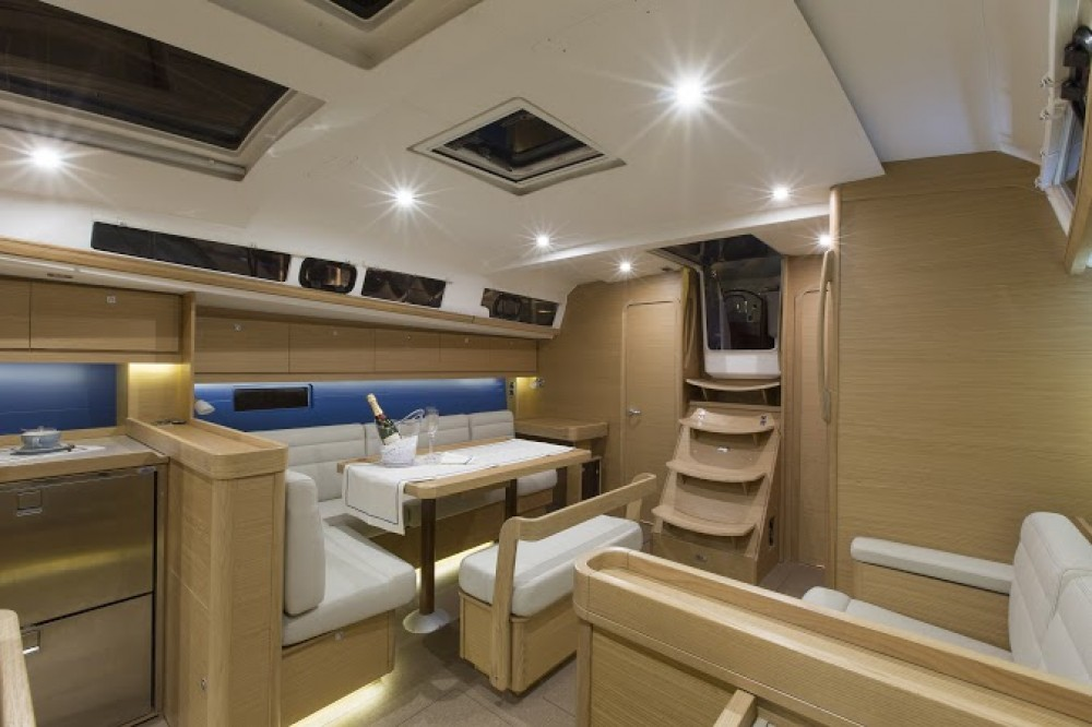 Dufour Dufour 460 Grand Large between personal and professional Croatia