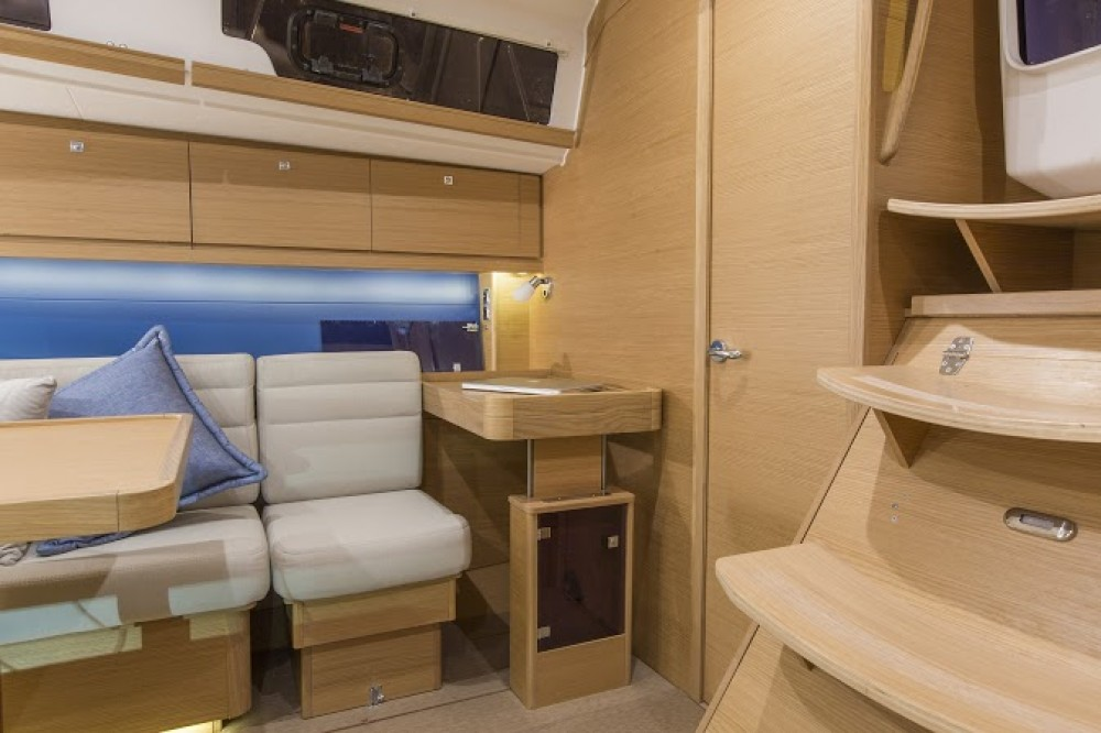 Rental Sailboat in Croatia - Dufour Dufour 460 Grand Large