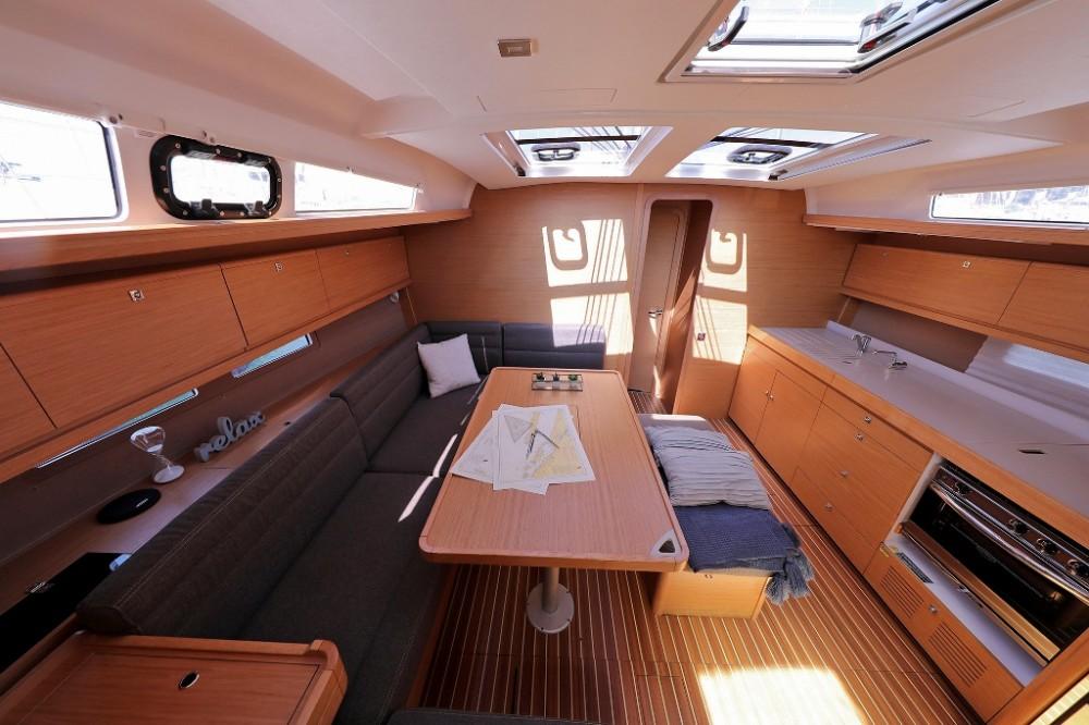 Boat rental Croatia cheap Dufour 460 Grand Large