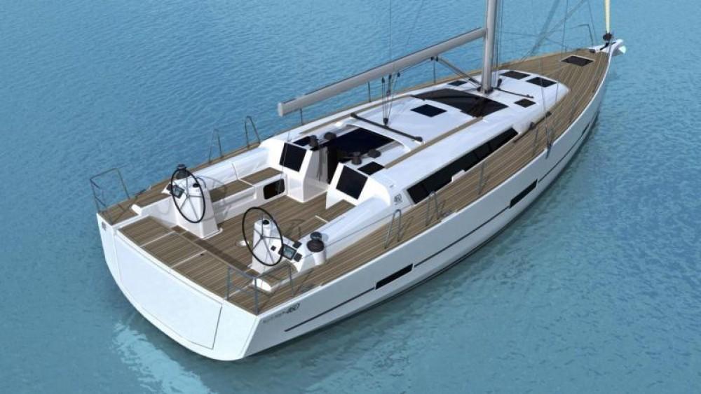 Rental yacht Trogir - Dufour Dufour 460 GL - 5 cab. on SamBoat