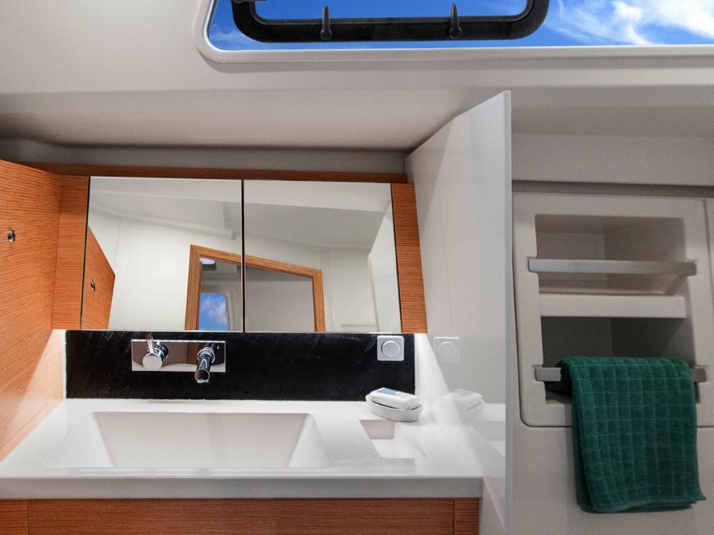 Rental yacht  - Hanse Hanse 418 - 3 cab. on SamBoat